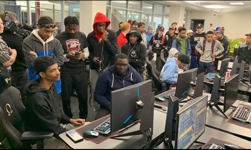 Montgomery County Community College esports team
