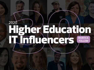 2020 EdTech HigherEd Influencers List
