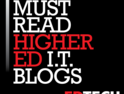 The Dean's List: 50 Must-Read Higher Education Technology Blogs