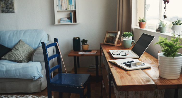 A Texas State University student offers tips and perspective on how she turned her house into an effective remote learning environment.