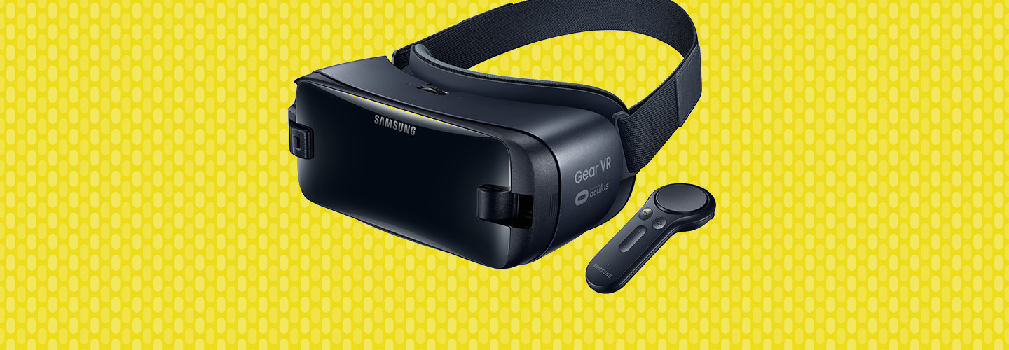 Review: Samsung Gear VR SM-R325 Galaxy Note8 Edition