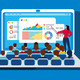 intel helps online learning