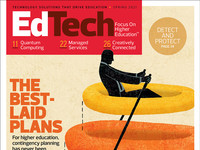 Edtech Higher Ed Spring 2021