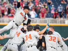 Oregon State University baseball team
