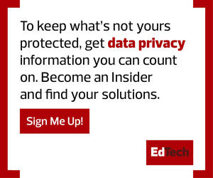 higher ed data privacy insider