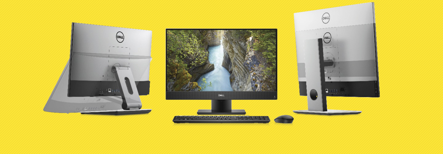 Dell OptiPlex 7470 Takes All-in-Ones to a New Level