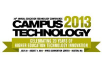 Campus Technology 2013: What You Need to Know