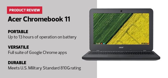 Review: Acer 11 N7 C731T-C42N Chromebook Packs Big Power in