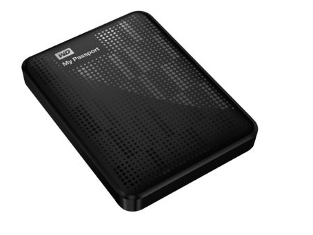 WD 1TB External Hard Drive