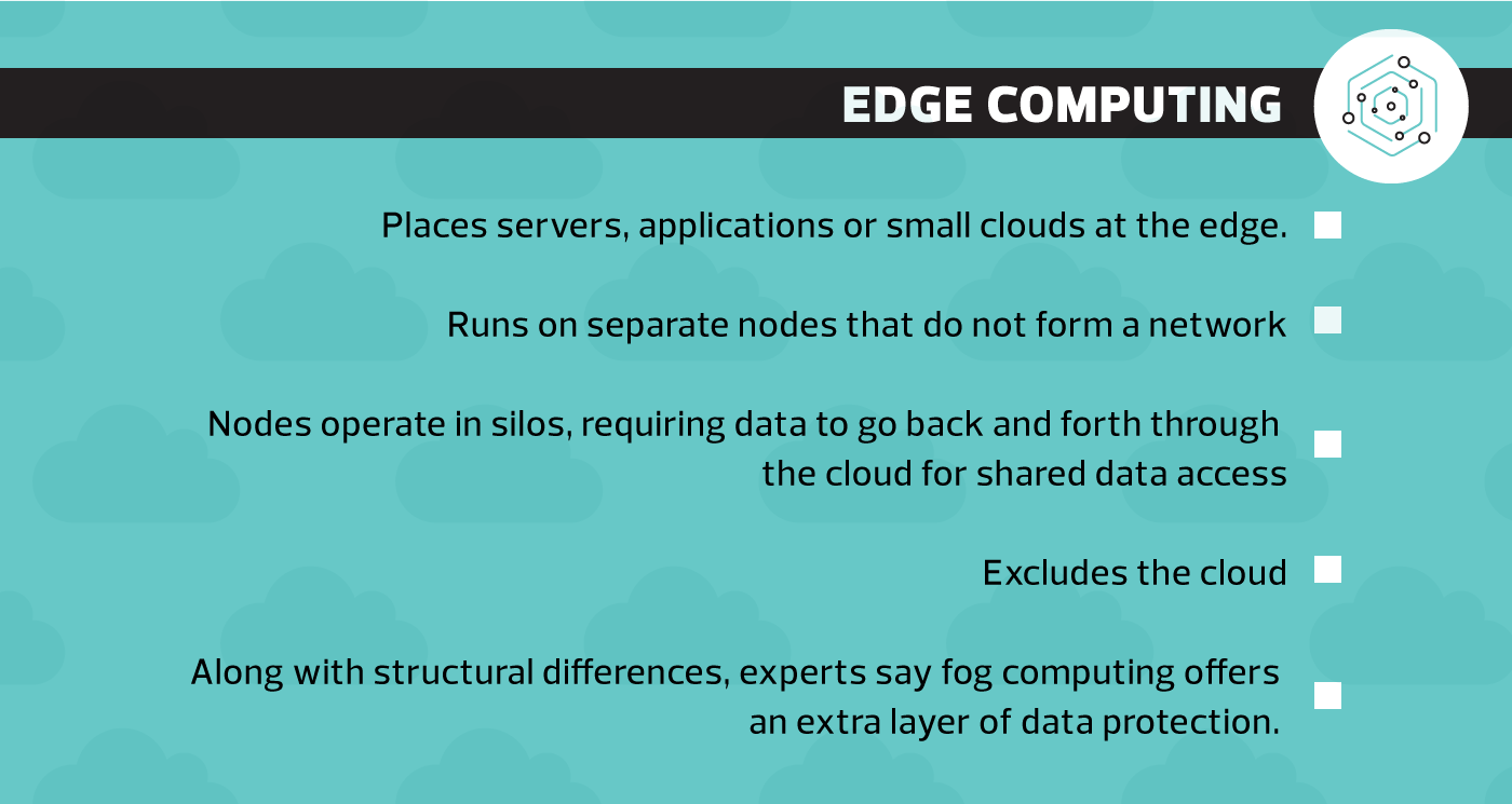 Fog Computing vs Edge Computing Deployment in Higher