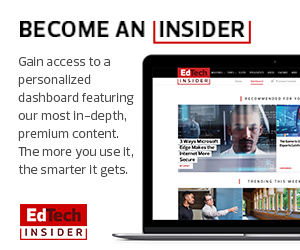 EdTech High Ed Insider