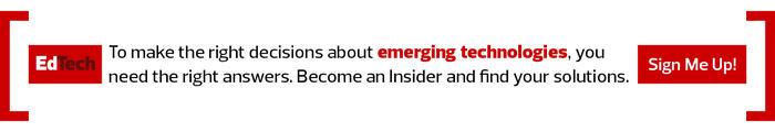 higher ed emerging technologies insider sign-up