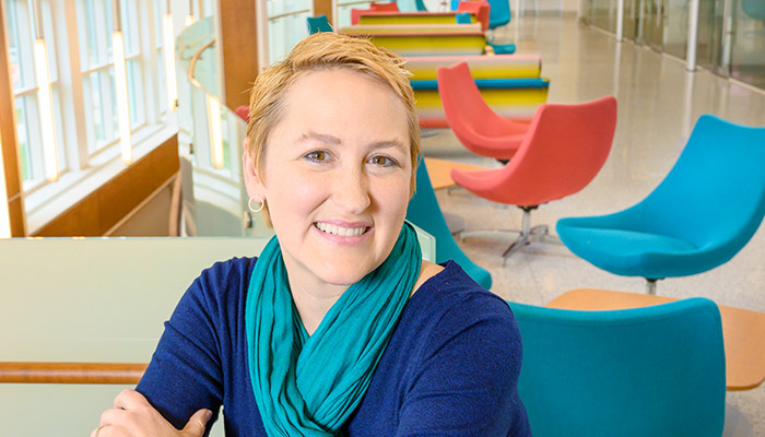 Active-Learning Buildings Showcase New Teaching Philosophies