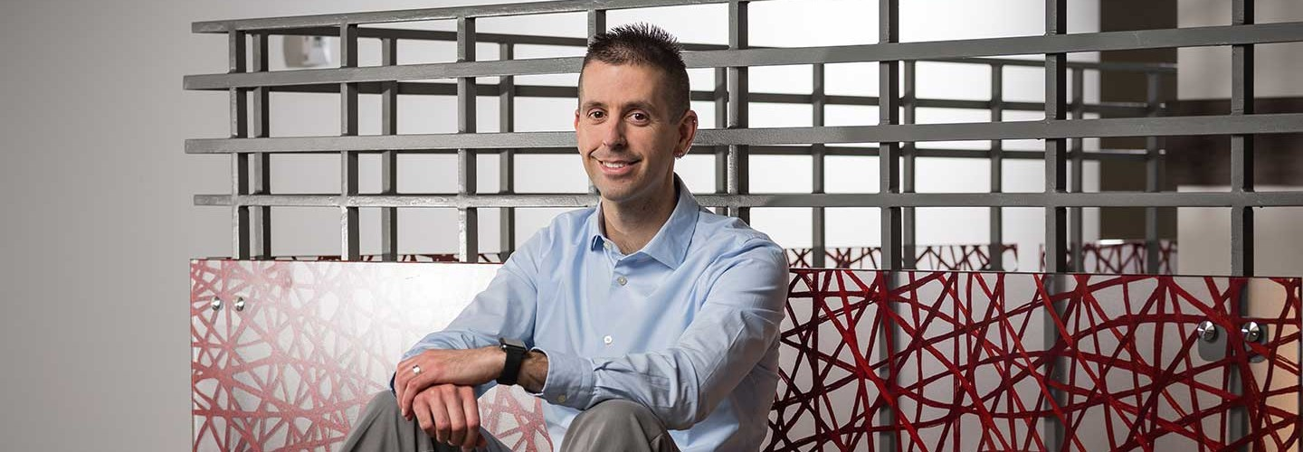 Ryan Holland sees a robust future for analytics-driven insight into the Ohio State network.