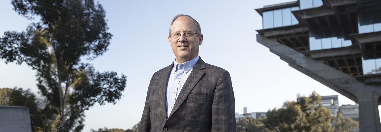 University of California San Diego CIO Vince Kellen