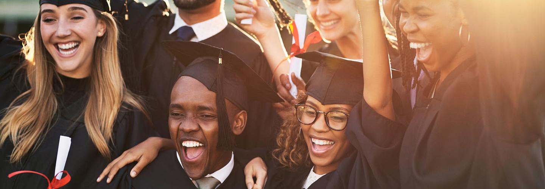 College graduation rates data analytics
