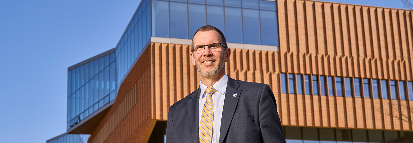 John Rathje, CIO and Vice President for IT,  Kent State University