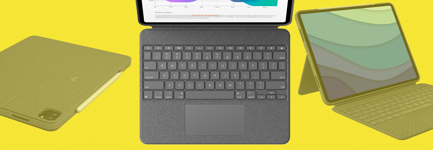 Review: Logitech Combo Touch Keyboard