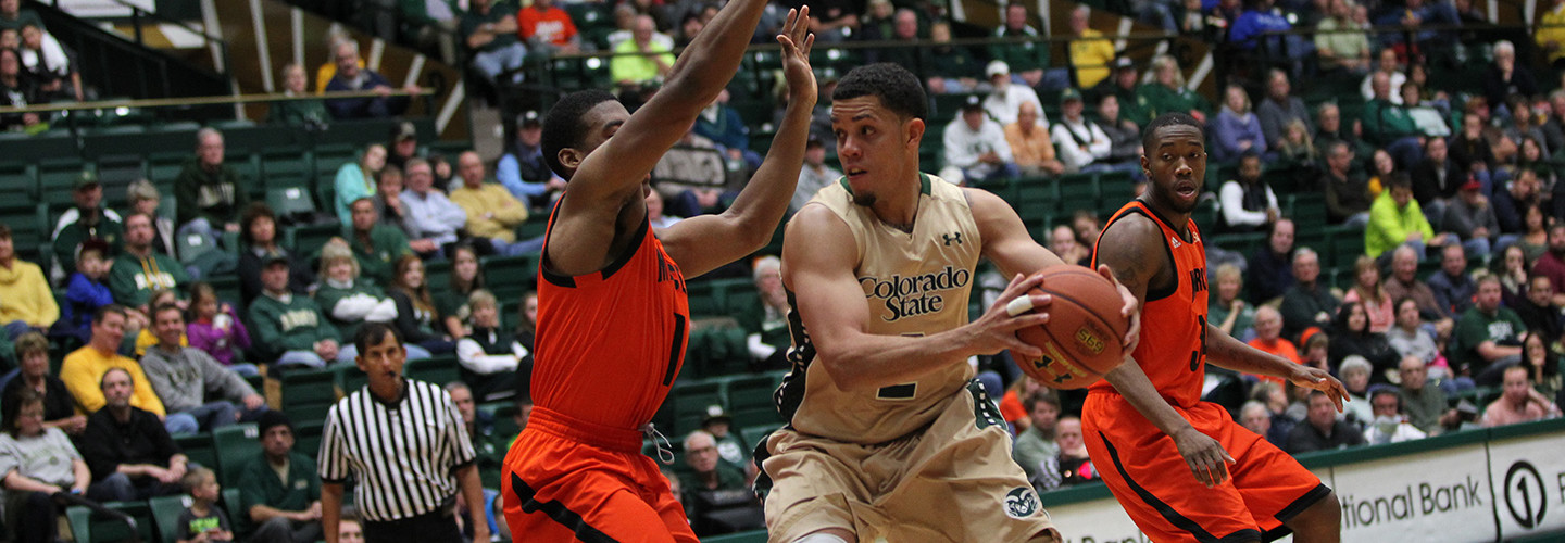 Colorado State University Finds An Edge With Basketball Analytics