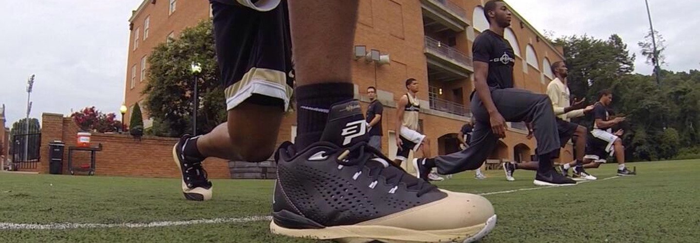Wake Forest Deploys Wearable Tech to Keep Players Fit and Injury-Free