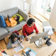 Wi-Fi 6 online learning