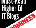 What's Your Favorite Ed-Tech Blog?