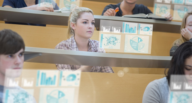 Colleges Tap Data-Driven Insights to Boost Students' Classroom Performance