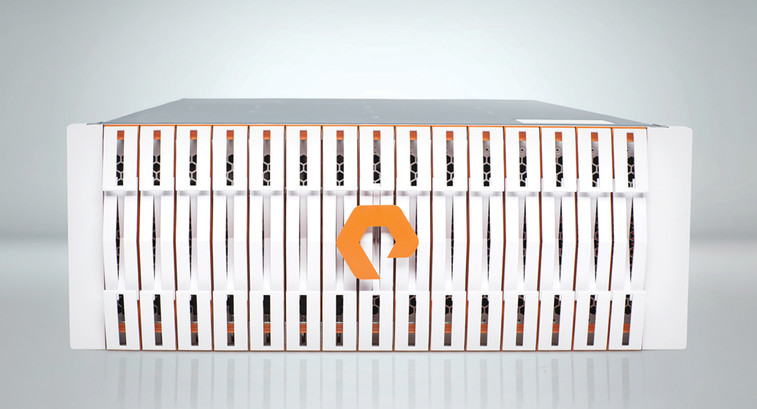 Pure Storage Flash Blade