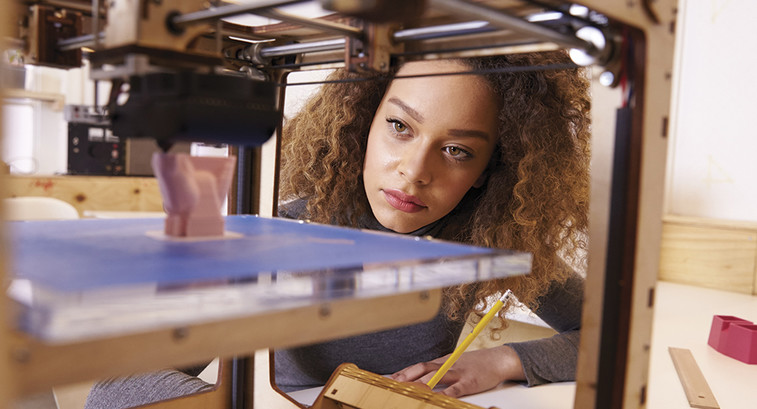 Advances in 3D printing are creating new jobs, but companies need help closing the skills gap.