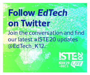 Follow EdTech on Twitter!