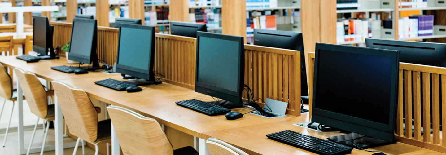 Educational Technology in a K-12 School Library