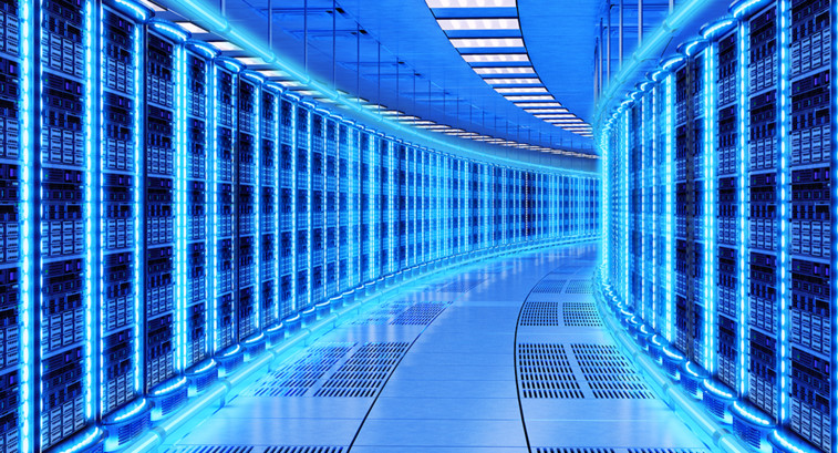 data center concept art