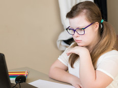 Special Needs Student Distance Learning Online