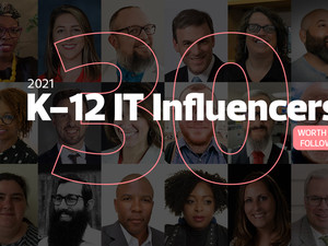 EdTech K–12 Influencers 2021