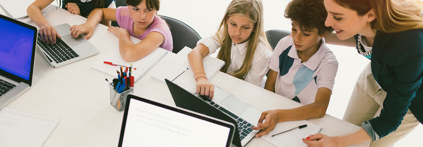 Classroom Technology Use is on the Rise