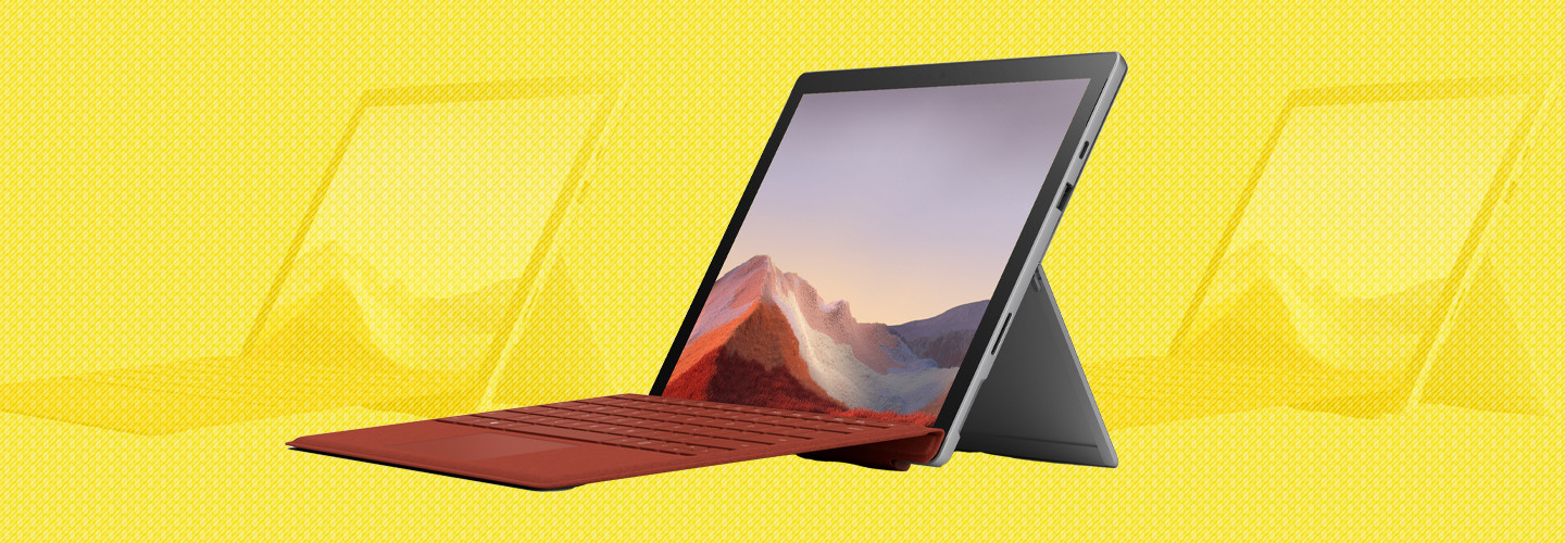 Microsoft Surface Pro 7 Powers Distance Learning