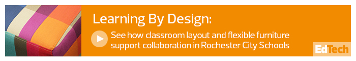 Rochester City School District Classroom Redesign