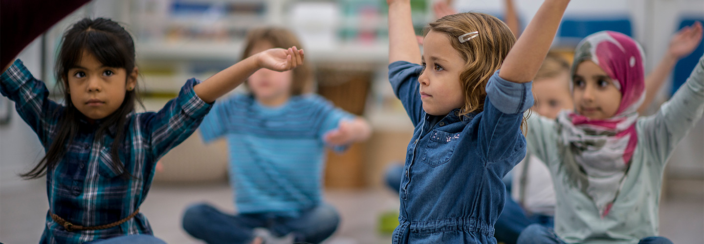 Kids learning social emotional learning