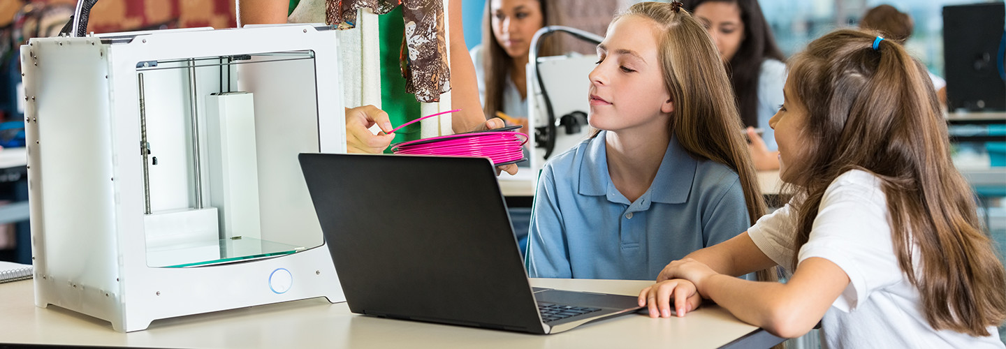 3D printing in schools could aid learning