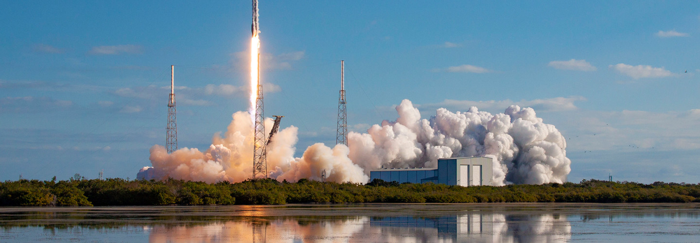 SpaceX's Starlink uses low Earth orbit (LEO) satellite technology to provide internet access in faraway areas.