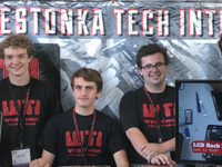 Minnesota tech intern team