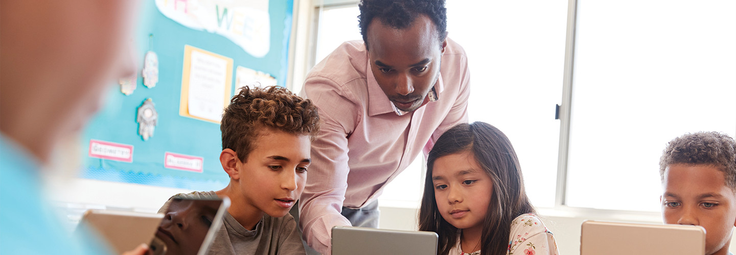 K-12 Students Need To Be Taught To Guard Their Data Online