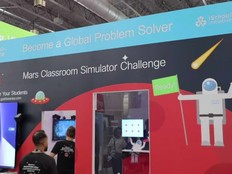 ISTE 2019: Cisco Simulator Sends Teachers to Mars for Hands-On Learning