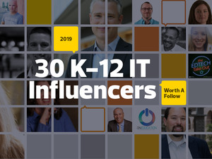 K-12 influencer list