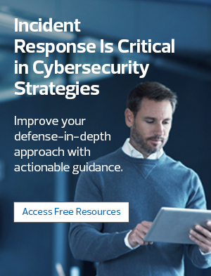 incident response right rail