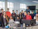 Nicholas Coppolino teaches students in Baltimore how to operate like hackers.