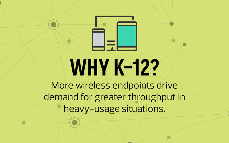 Why Should K–12 Schools Consider Wi-Fi 6?