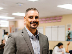 Merced Union High School District IT Director Anthony Thomas