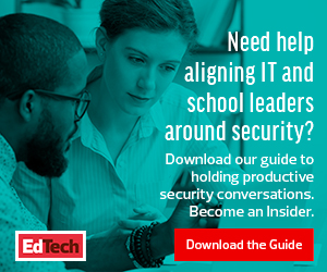 EdTech Security Infographic
