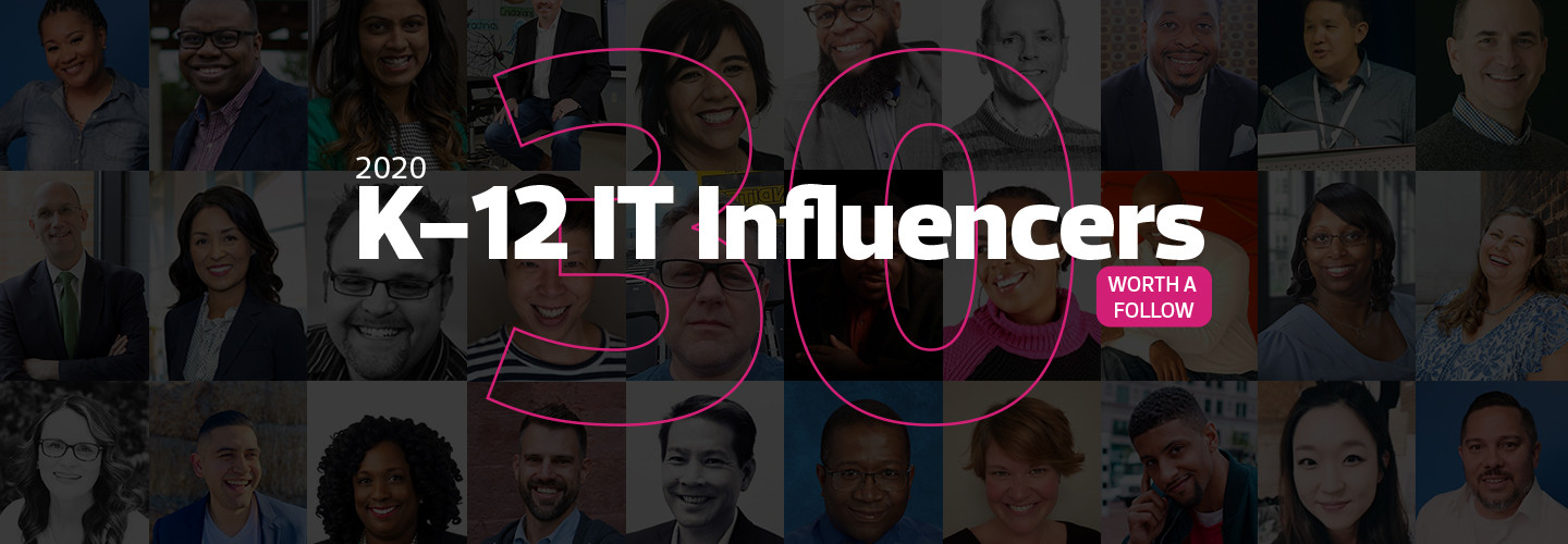 2020 K–12 IT Influencers